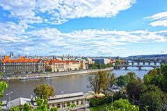 View on Prague, Czech Republic Stock Photos