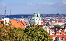 View of Prague, Czech Republic, Europe Stock Photos