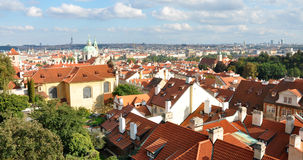 View of Prague, Czech Republic, Europe Royalty Free Stock Images