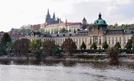 View of Prague, Czech Republic, Europe Royalty Free Stock Photography
