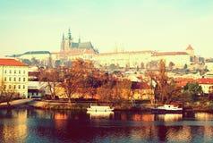 View of Prague, Czechia Stock Image