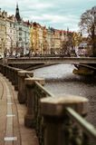 View of Prague. Prague and its characteristics colous is always mesmerizing Stock Photo