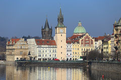 View on Prague Old Town, Czech Republic Royalty Free Stock Photos