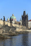 View on Prague Old Town, Czech Republic Stock Photography