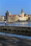 View on Prague Old Town, Czech Republic Stock Photo