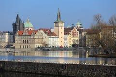 View on Prague Old Town, Czech Republic Stock Photos
