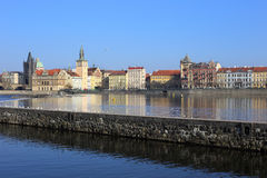 View on Prague Old Town, Czech Republic Royalty Free Stock Photography