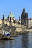 View on Prague Old Town, Czech Republic Stock Photo