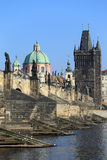 View on Prague Old Town, Czech Republic Royalty Free Stock Photo