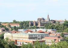 View on Prague Royalty Free Stock Photos