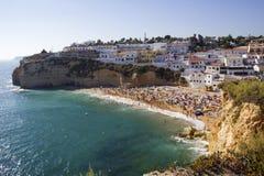 Carvoeiro Algarve Royalty Free Stock Photos