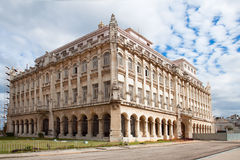 A view of Presidential palace building in Havana Royalty Free Stock Photos