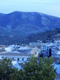 View of Priego-Cordoba royalty free stock image