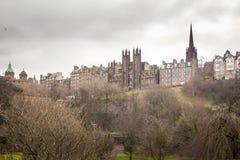 View from Princess garden Stock Photo