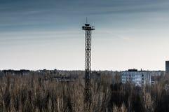 View on Pripyat Stock Image