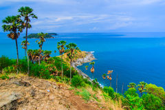 View of a Promthep,  Phuket island, Thailand Royalty Free Stock Photography