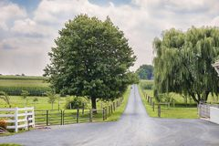 Country Living Stock Images