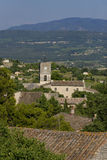 View of Provence Stock Photography
