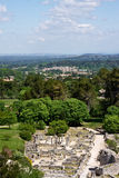 View of Provence from Glanum Royalty Free Stock Images