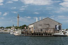 Provincetown Harbor Stock Images