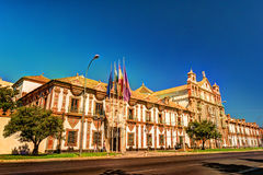 View of the Provincial Government of Cordoba Royalty Free Stock Photo