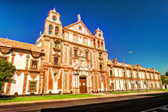 View of the Provincial Government of Cordoba Royalty Free Stock Images
