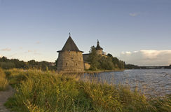 View of Pskov Kremlin Royalty Free Stock Image