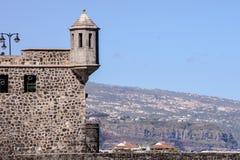 View on Puerto de la Cruz Stock Photography