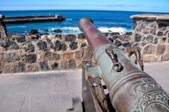 View on Puerto de la Cruz Stock Images