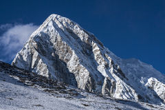 View of Pumori from Kala Patthar Stock Image