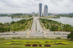 View of putrajaya Royalty Free Stock Photography