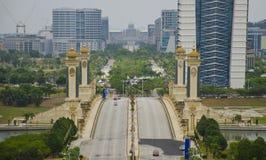 View of putrajaya Stock Photo