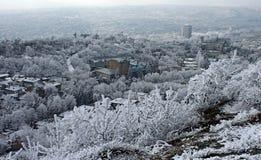 View on Pyatigorsk city Royalty Free Stock Image