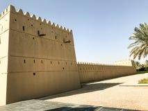View of Qasr Al Muwaiji stock photos