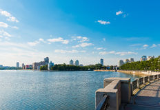 View of Yekaterinburg. Russia Stock Photo