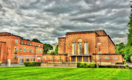 View of Queen's University in Belfast Royalty Free Stock Photos