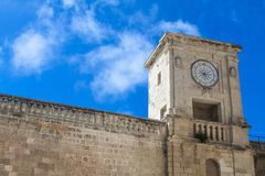View of Rabat (Victoria) fortress (Gozo, Maltese islands) Royalty Free Stock Images
