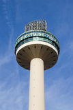 View of the Radio City Tower, Liverpool, UK Royalty Free Stock Photos