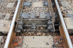 View of the railway Royalty Free Stock Images