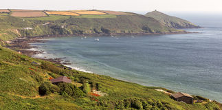View of Rame Head Royalty Free Stock Images