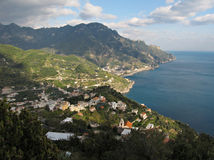 View from Ravello Royalty Free Stock Photography