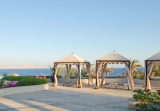 View on Red Sea, Sharm el Sheikh, Egypt Stock Image