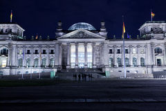 View of the Reichstag Stock Photos