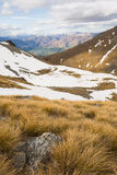 View of the Remarkables mountain Royalty Free Stock Image