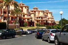 View of the resort Stock Photo
