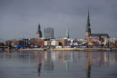 View on Riga Stock Photography