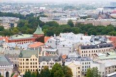 View on Riga center Stock Image
