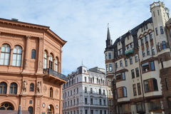View of Riga. Royalty Free Stock Photos