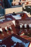 View on Riga town Royalty Free Stock Photos
