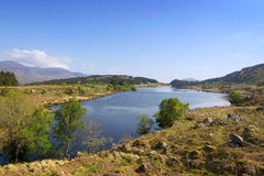 View on Ring of Kerry Stock Photo